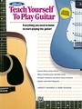 Teach Yourself To Play Guitar (Partition+CD)