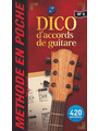 Dictionnaire d'accords pour guitare
