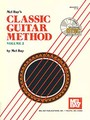 Classic Guitar Method Volume 2 (Partition+CD)