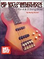 Complete Book of Bass Essentials (Partition+DVD)