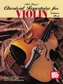 Classical Repertoire for Violin Volume Three