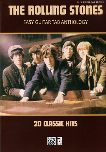 The Rolling Stones Easy Guitar TAB Anthology (Partition)