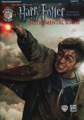 Harry Potter Instrumental Solos (Selections from the Complete Film Series)