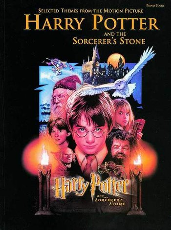 Slected Themes from the Motion Picture Harry Potter and the Sorcerer's Stone