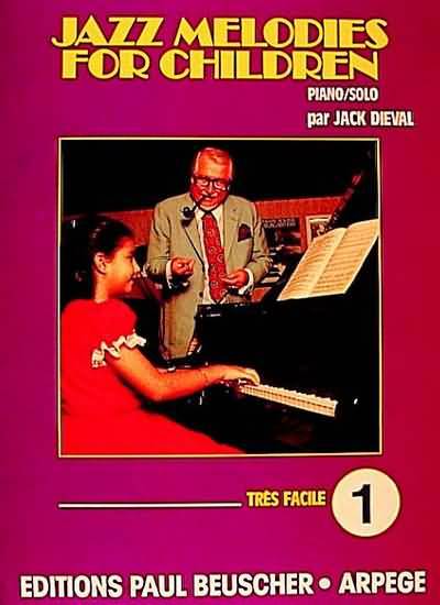 Jazz Melodies for Children N.1  J.Dieval