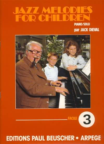 Jazz Melodies for Children  N.3   J.Dieval