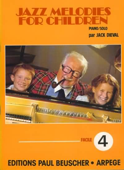 Jazz Melodies for Children N.4    J.Dieval