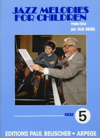 Jazz Melodies for Children N.5   J.Dieval