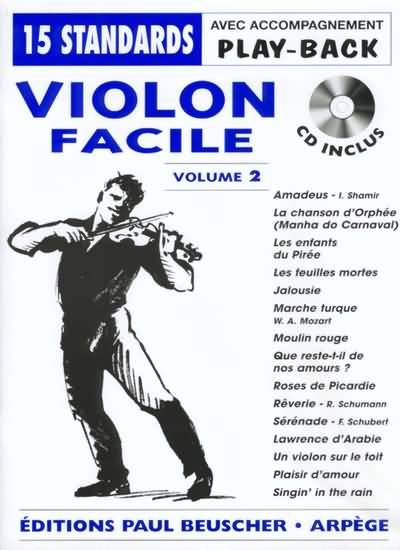 Violon Facile Volume 2