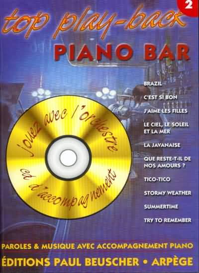 Top Piano Bar Vol.2 + CD