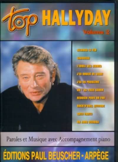 Top Hallyday Vol.2
