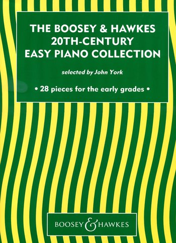 The Boosey & Hawkes 20th Century Piano Collection - Easy