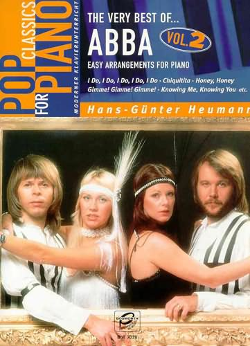 The Very Best Of Abba Book 2