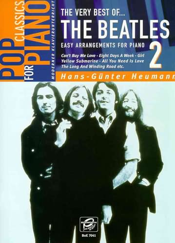 The Very Best of The Beatles Book 2