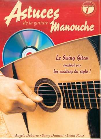 Astuces de la Guitare Manouche Volume 1