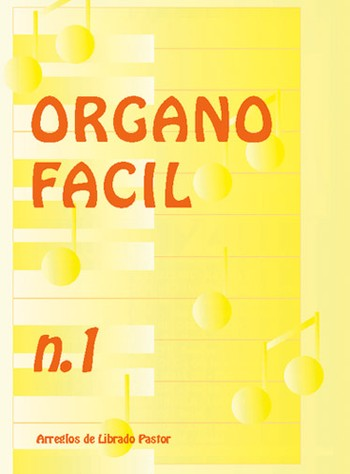 Artistes Divers / Various Artists - ORGANO FACIL N.01