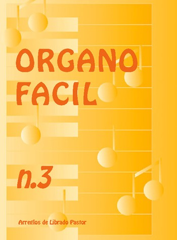 Artistes Divers / Various Artists - ORGANO FACIL N.03