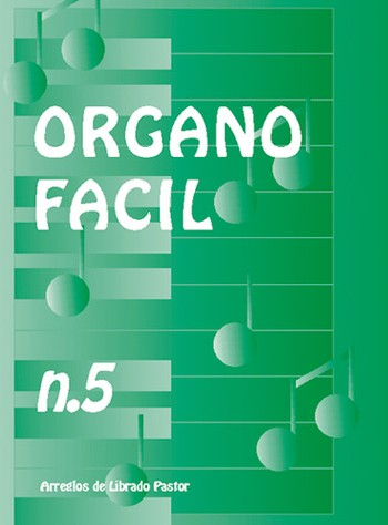 Artistes Divers / Various Artists - ORGANO FACIL N.05
