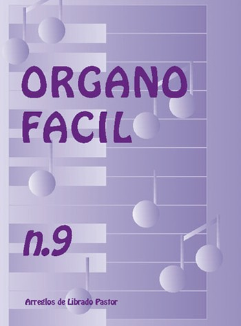 Artistes Divers / Various Artists - ORGANO FACIL N.09 TANGOS