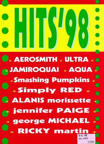 Artistes Divers / Various Artists - HITS Ô98