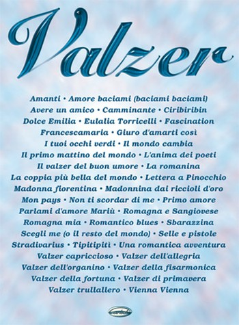 Artistes Divers / Various Artists - VALZER