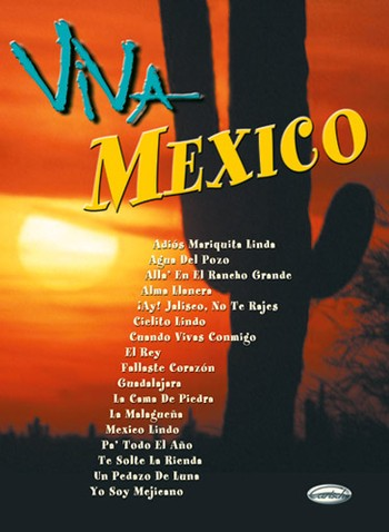 Artistes Divers / Various Artists - VIVA MEXICO