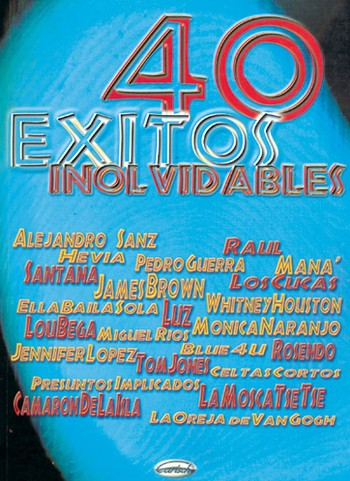Artistes Divers / Various Artists - 40 ÉXITOS INOLVIDABLES