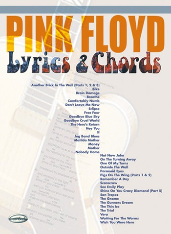 Pink Floyd - LYRICS & CHORDS