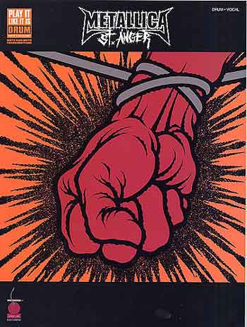 Metallica: St. Anger (Drums)