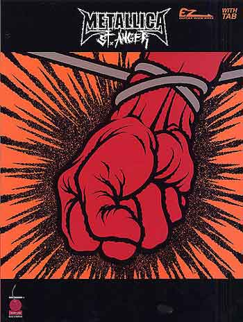 St. Anger (Partition)
