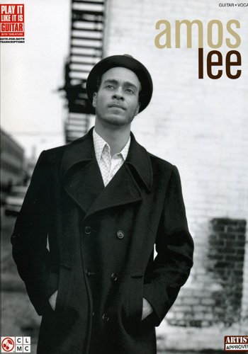 Play It Like It Is Guitar : Amos Lee (Partition)