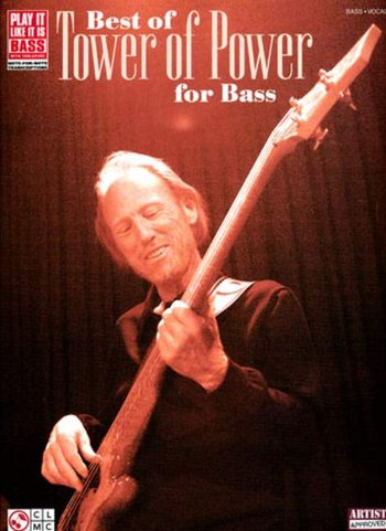 The Best of Tower of Power for Bass (Partition)