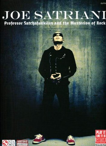 Professor Satchafunkilus and the Musterion of Rock (Partition)