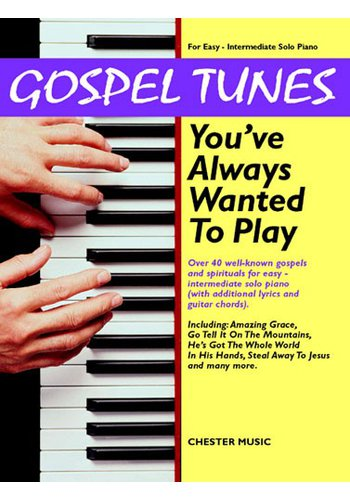 Gospel Tunes You've Always Wanted To Play