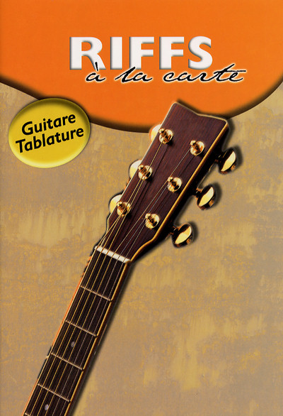 A La Carte Riffs (Partition)