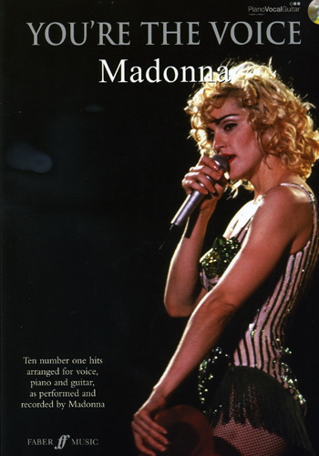 You're The Voice : Madonna