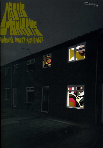 Favourite Worst Nightmare (Partition)