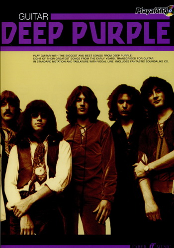 Deep Purple Authentic Guitar Playalong