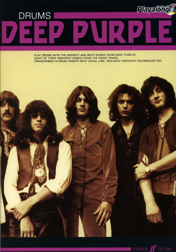 Deep Purple Authentic Drums Playalong