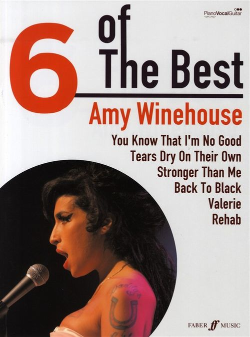 Six Of The Best : Amy Winehouse