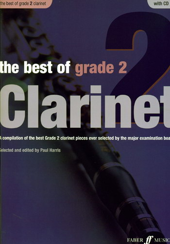 The Best Of Grade 2 Clarinet
