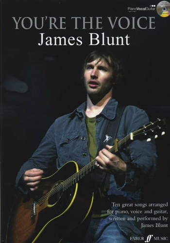 You're the Voice : James Blunt