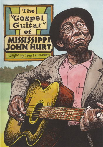 The Gospel Guitar Of Mississippi John Hurt