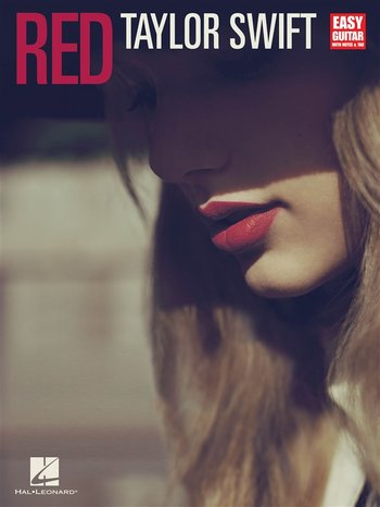 Taylor Swift : Red (Easy Guitar) (Partition)
