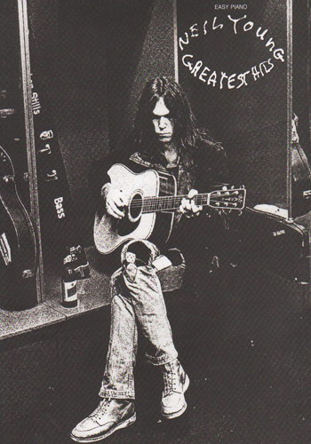 Neil Young : Greatest Hits - Easy Piano