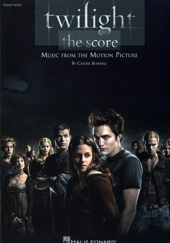 Twilight : The Score (Music from the motion picture)