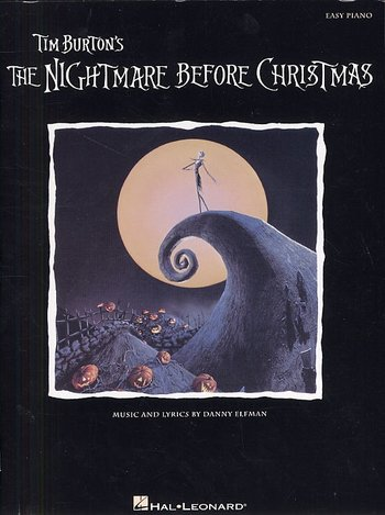 The Nightmare Before Christmas (Easy Piano)