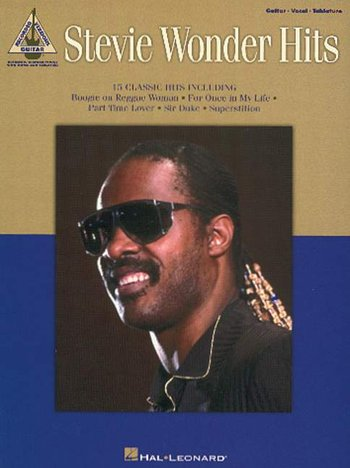 Stevie Wonder : Hits (Partition)