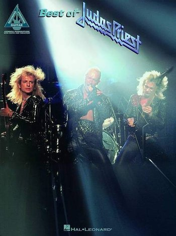 Best Of Judas Priest (Partition)