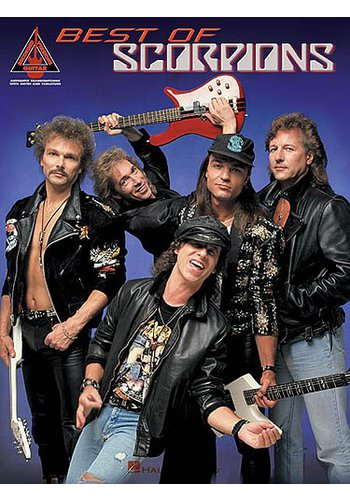 Best Of Scorpions (Partition)